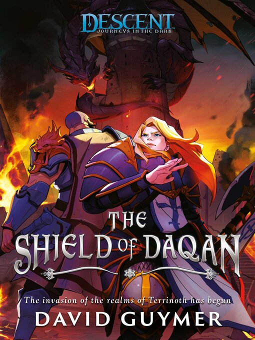 Title details for The Shield of Daqan by David Guymer - Available