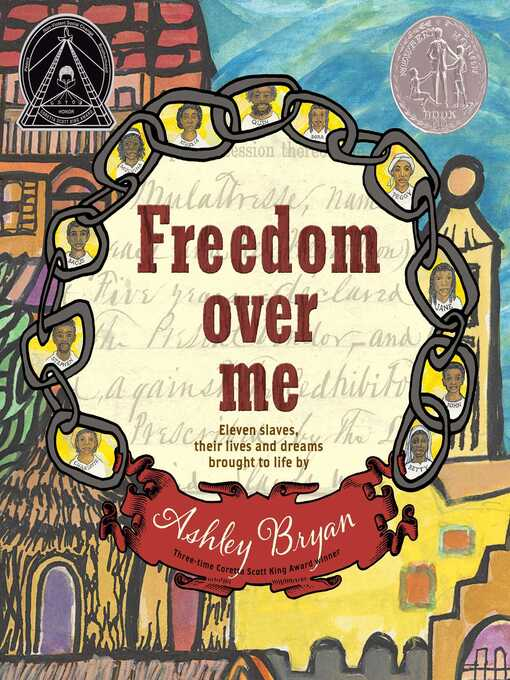 Title details for Freedom Over Me by Ashley Bryan - Wait list