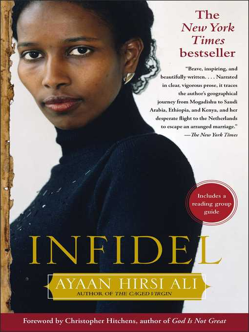 Title details for Infidel by Ayaan Hirsi Ali - Wait list