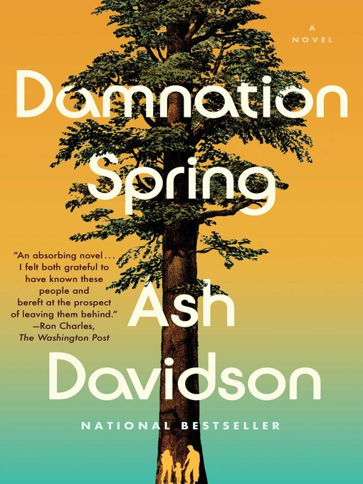 Title details for Damnation Spring by Ash Davidson - Wait list