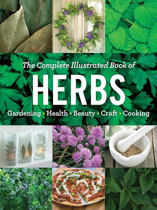 Cover of The Complete Illustrated Book of Herbs