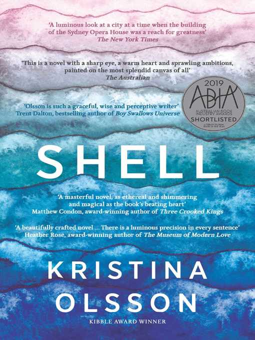 Title details for Shell by Kristina Olsson - Available
