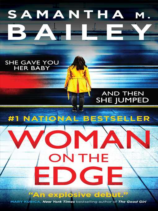 Title details for Woman on the Edge by Samantha M. Bailey - Wait list