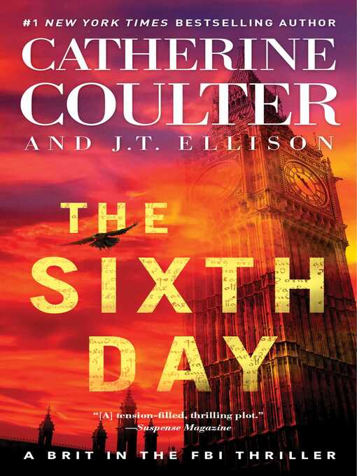 Title details for The Sixth Day by Catherine Coulter - Wait list