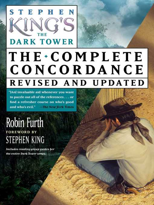 Title details for Stephen King's The Dark Tower by Robin Furth - Available