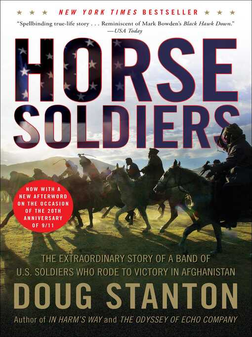 Title details for 12 Strong by Doug Stanton - Wait list