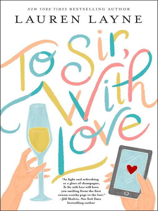 Title details for To Sir, with Love by Lauren Layne - Wait list