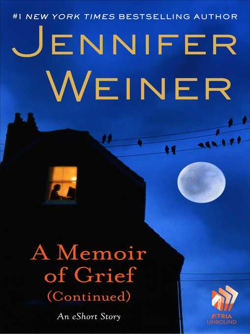 Title details for A Memoir of Grief (Continued) by Jennifer Weiner - Wait list