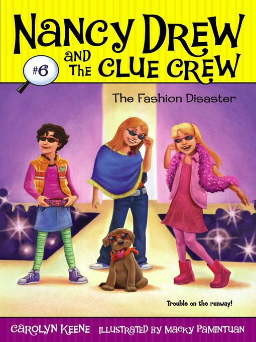 Title details for The Fashion Disaster by Carolyn Keene - Wait list