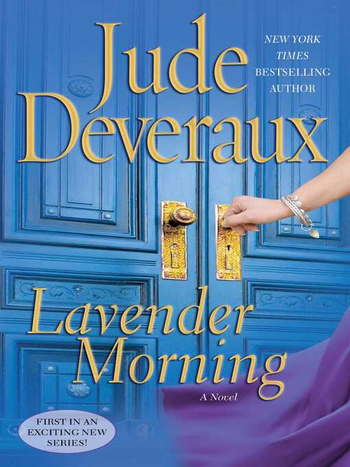 Title details for Lavender Morning by Jude Deveraux - Wait list