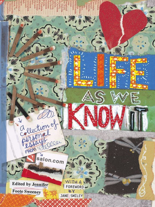 life as we know it stick