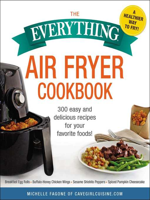 Title details for The Everything Air Fryer Cookbook by Michelle Fagone - Available