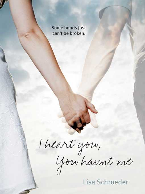 Cover image for book: I Heart You, You Haunt Me
