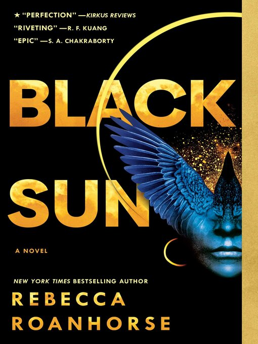 Title details for Black Sun by Rebecca Roanhorse - Wait list