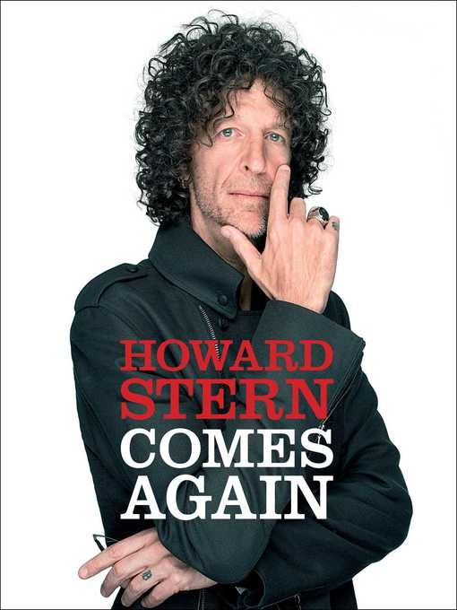 Title details for Howard Stern Comes Again by Howard Stern - Available