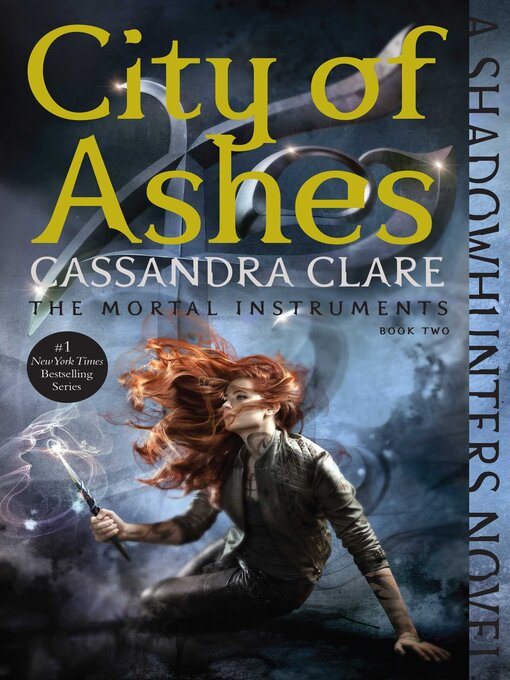 Title details for City of Ashes by Cassandra Clare - Wait list