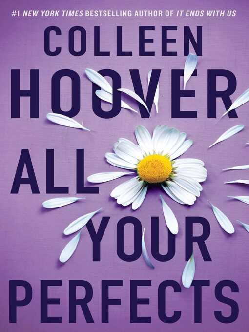 Title details for All Your Perfects by Colleen Hoover - Available