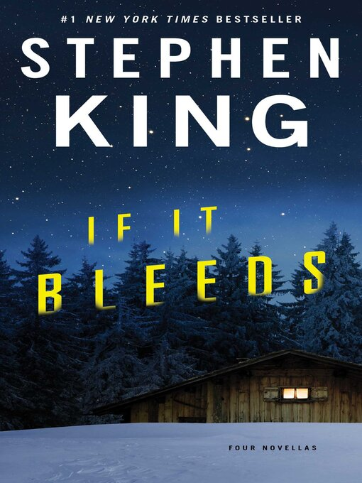 Title details for If It Bleeds by Stephen King - Wait list