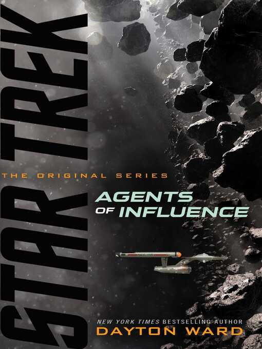 Title details for Agents of Influence by Dayton Ward - Available