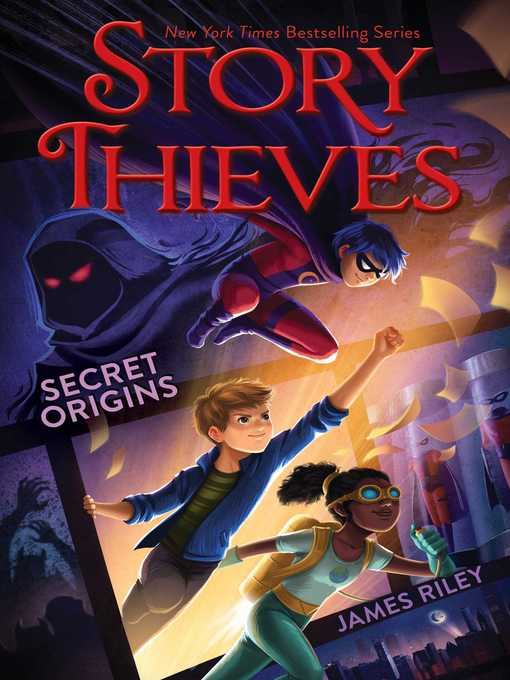Title details for Secret Origins by James Riley - Available
