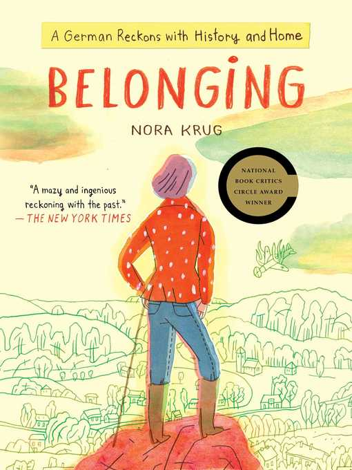 Title details for Belonging by Nora Krug - Available