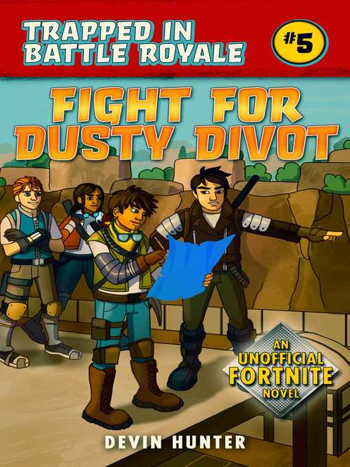 Title details for Fight for Dusty Divot by Devin Hunter - Wait list