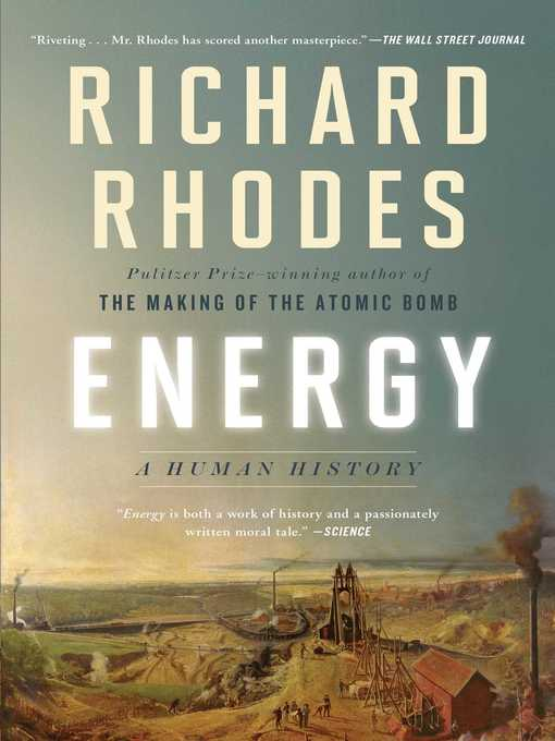 Title details for Energy by Richard Rhodes - Wait list