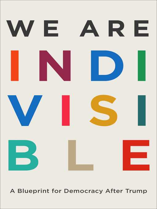 Title details for We Are Indivisible by Leah Greenberg - Available