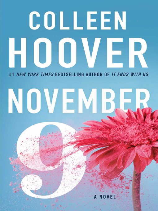 Title details for November 9 by Colleen Hoover - Wait list