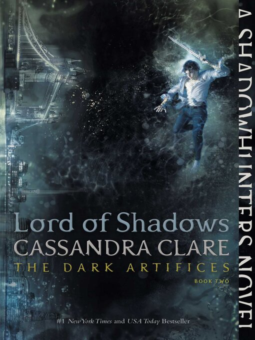 Cover of Lord of Shadows