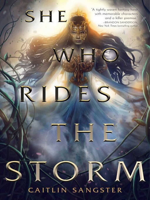 She Who Rides the Storm