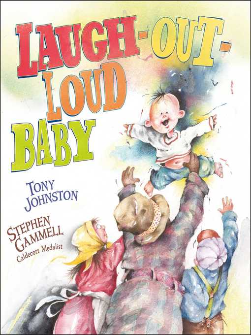 Cover of Laugh-Out-Loud Baby