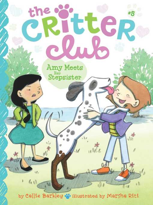 Title details for Amy Meets Her Stepsister by Callie Barkley - Available