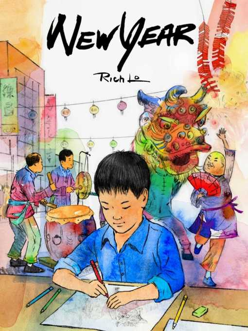 Title details for New Year by Rich Lo - Available