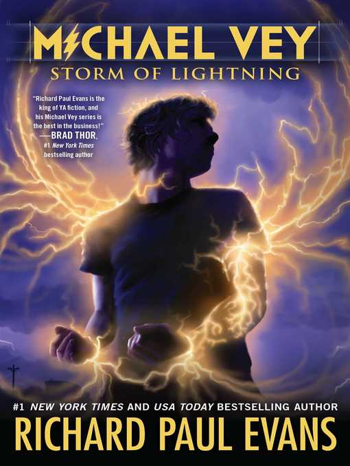 Title details for Storm of Lightning by Richard Paul Evans - Wait list