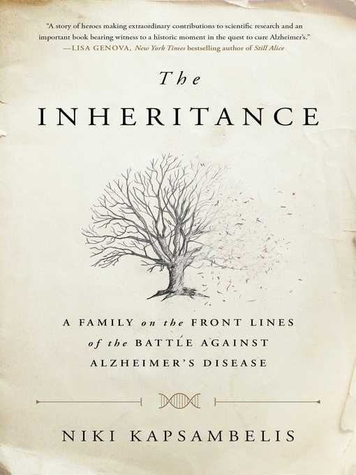 Title details for The Inheritance by Niki Kapsambelis - Wait list