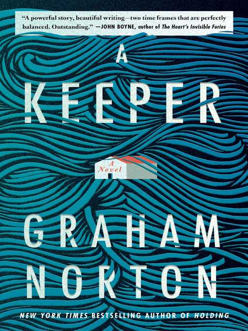 Title details for A Keeper by Graham Norton - Wait list