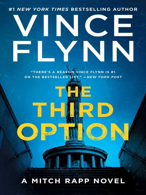 Title details for The Third Option by Vince Flynn - Wait list