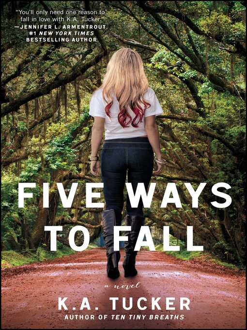 Title details for Five Ways to Fall by K.A. Tucker - Available