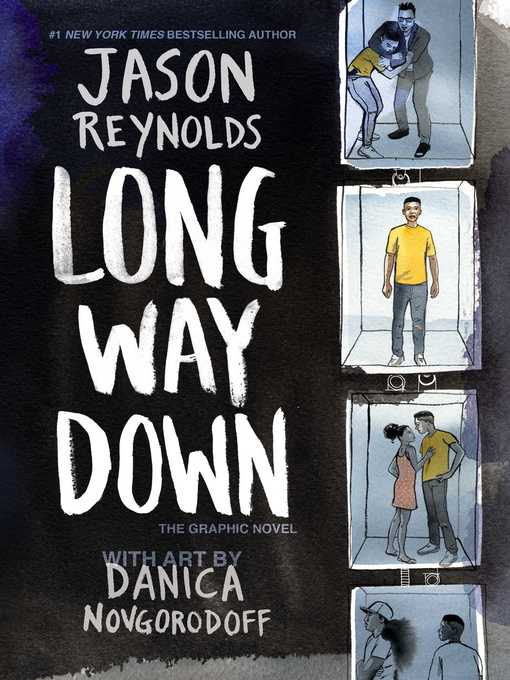 Title details for Long Way Down by Jason Reynolds - Wait list
