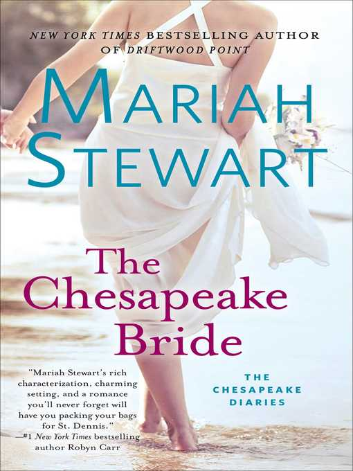 Title details for The Chesapeake Bride by Mariah Stewart - Wait list