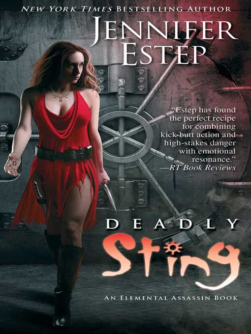 Title details for Deadly Sting by Jennifer Estep - Available