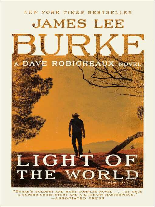 Title details for Light of the World by James Lee Burke - Wait list