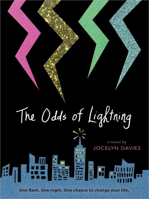 Title details for The Odds of Lightning by Jocelyn Davies - Wait list