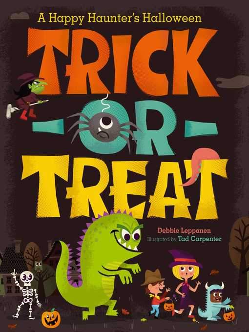 Title details for Trick-or-Treat by Debbie Leppanen - Wait list