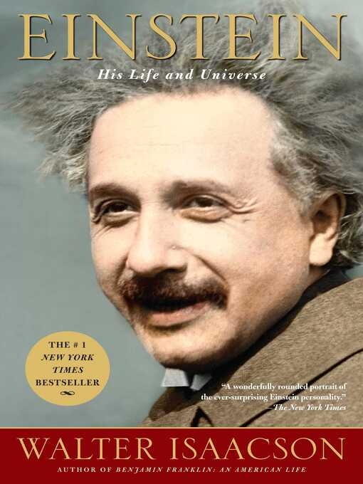 Title details for Einstein by Walter Isaacson - Available
