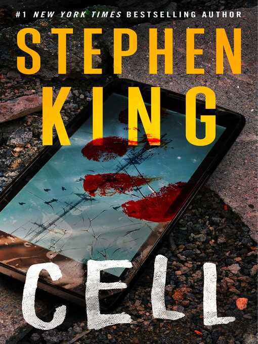 Title details for Cell by Stephen King - Wait list