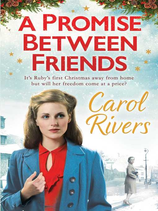 Title details for A Promise Between Friends by Carol Rivers - Available