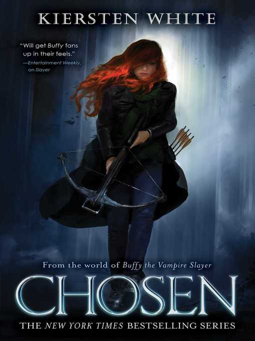 Title details for Chosen by Kiersten White - Available