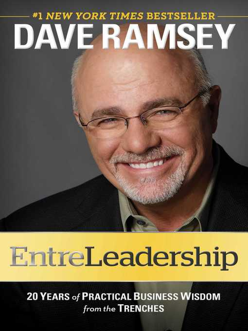 Title details for EntreLeadership by Dave Ramsey - Available